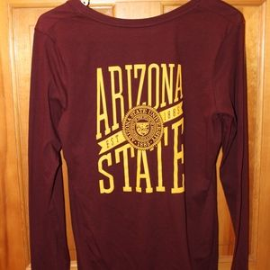 NEW WITH TAGS Champion ASU Sun Devils Long Sleeve